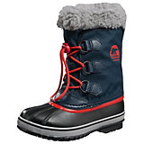 SOREL Kinder Winterstiefel YOOT PAC NYLON, navy