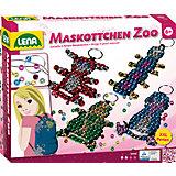 Design Studio Perlen-Maskottchen Zoo