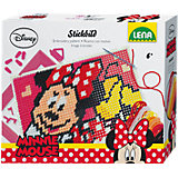 Design Studio Stickbild Minnie Mouse I