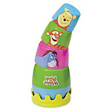 Winnie Puuh - Honigtöpfchen-Steckspielzeug