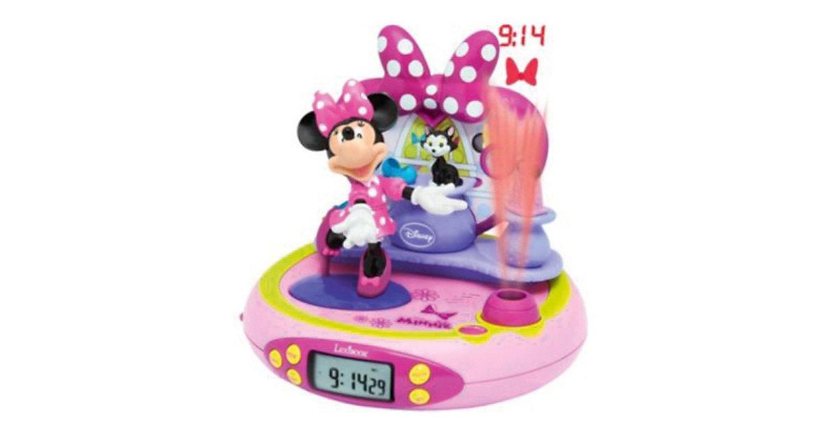 Minnie Mouse Radiowecker mit Projektion und Nachtlicht