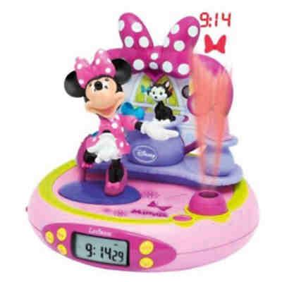 Die eisk nigin radiowecker mit projektion und nachtlicht - Nachtlicht disney princess ...
