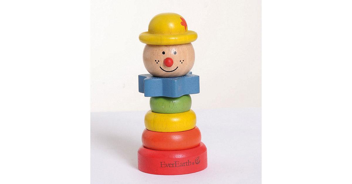 Steck-Spielzeug Clown