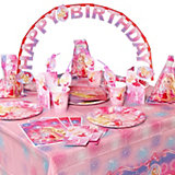 Party-Set Barbie Pink Shoes 58pcs