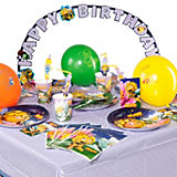 Party-Set Bee Maya 64pcs