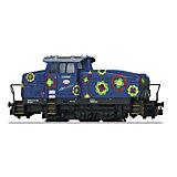 """Märklin START UP -  36502 Diesellokomotive DHG 500 """"Pril"""", Ep. VI"""