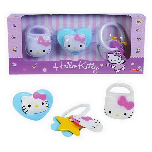 Hello Kitty Набор погремушек