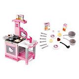 Hello Kitty Кухня, 60х31х58 см с аксессуарами.
