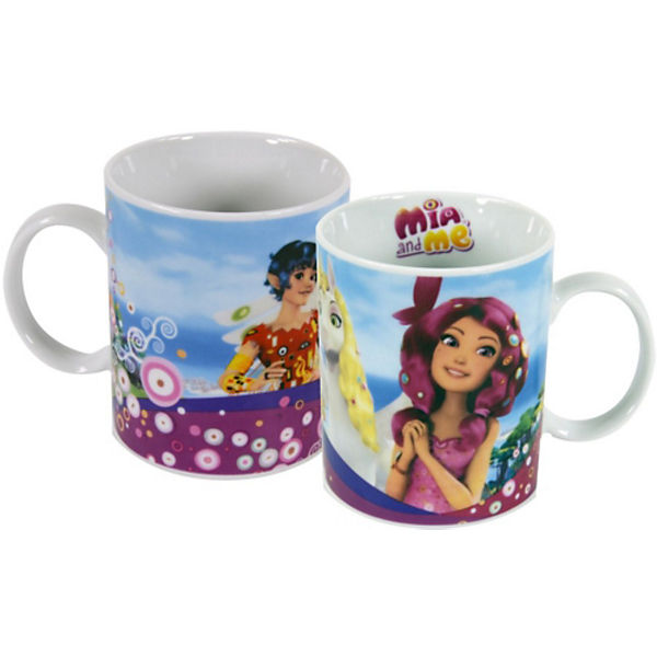 Tasse Mia and Me, Freunde, 320 ml