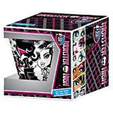 Кружка керамическая в подарочной упаковке, Monster High, 400 мл