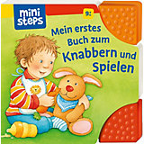ministeps: Mein erstes Buch zum Knabbern und Spielen