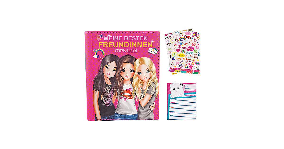 TOPModel Beste Freundinnen Buch, sortiert