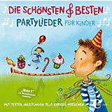CD Die schönsten & besten Partylieder für Kinder