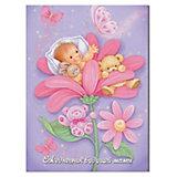 """Ежедневник будущей мамы """"Волшебный цветок"""""""