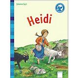 Der Bücherbär, Klassiker für Erstleser : Heidi
