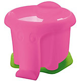 Wasserbecher Elefant pink
