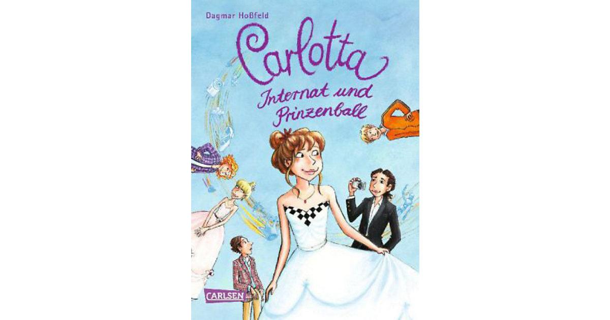 Buch - Carlotta: Internat und Prinzenball