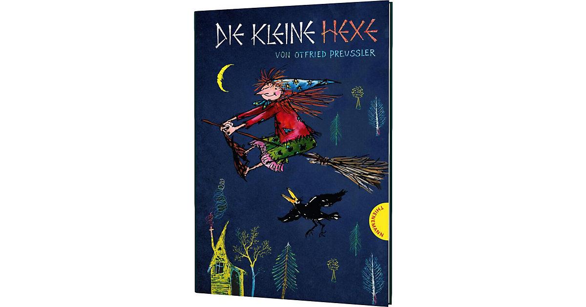 Buch - Die kleine Hexe, kolorierte Ausgabe