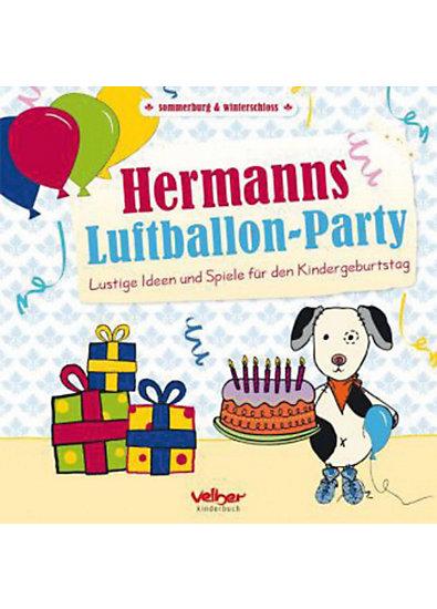 hermanns luftballon party lustige ideen und spiele f r den kindergeburtstag mytoys. Black Bedroom Furniture Sets. Home Design Ideas