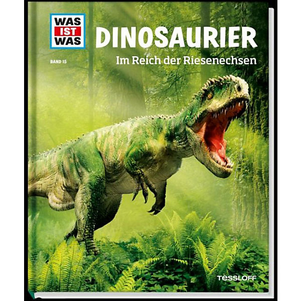 WAS IST WAS Dinosaurier, Band 15