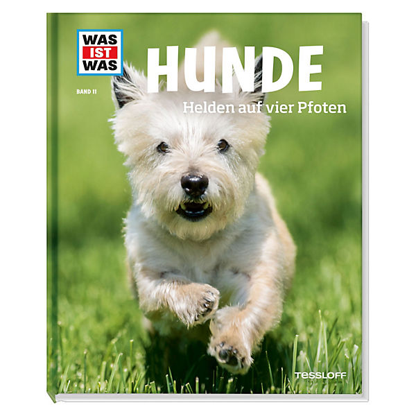 WAS IST WAS Hunde, Band 11