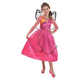 Kostüm Barbie Mariposa Prinzessin Classic