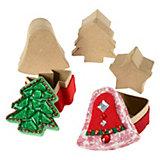 Paper Art Schachtel-Set, 6 Stück,