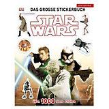 Star Wars Das große Stickerbuch