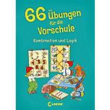 66 Übungen für die Vorschule - Kombination und Logik