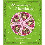 88 zauberhafte Mandalas: Pferde und Ponys