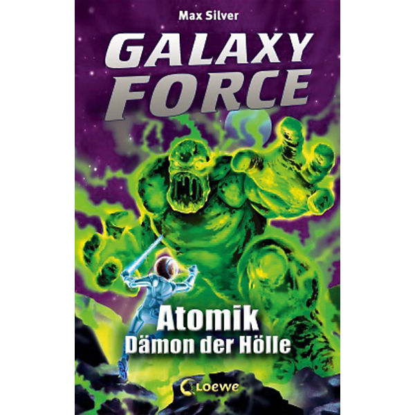 Galaxy Force: Atomik, Dämon der Hölle