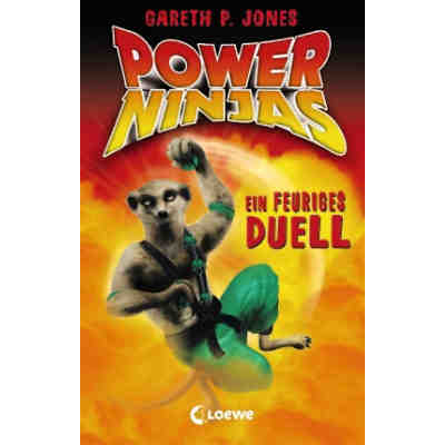 Power Ninjas: Ein feuriges Duell