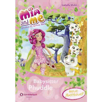 Mia and me: Babysitter Phuddle