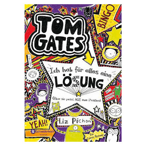 Tom Gates, Band 05