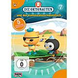 DVD Die Oktonauten 07 - und der Kammzahnschleimfisch