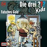 CD Die drei ??? Kids 34 - Falsches Gold