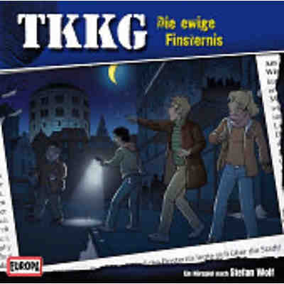CD TKKG 184 - In ewiger Finsternis