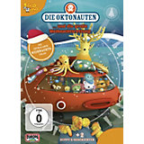 DVD Die Oktonauten und die große Weihnachtsrettung