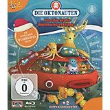 BLU-RAY Die Oktonauten - ... und die große Weihnachtsrettung