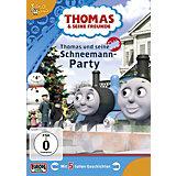 DVD Thomas & seine Freunde 31 - und seine Schneemann-Party