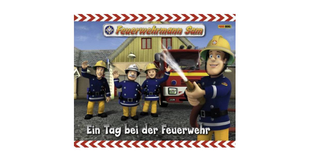 Buch - Feuerwehrmann Sam: Geschichtenbuch