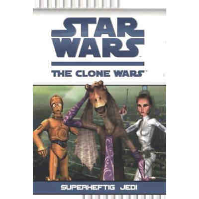 Star Wars The Clone Wars: Superheftig Jedi