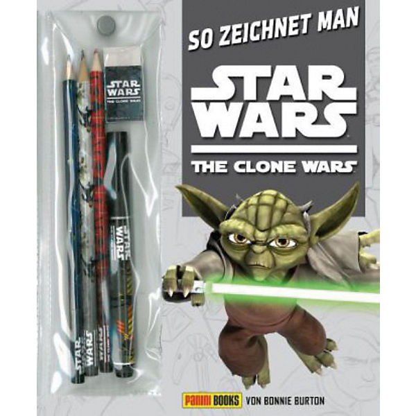 Zeichne Star Wars The Clone Wars