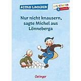 Büchersterne: Nur nicht knausern, sagte Michel aus Lönneberga, 2./3. Klasse