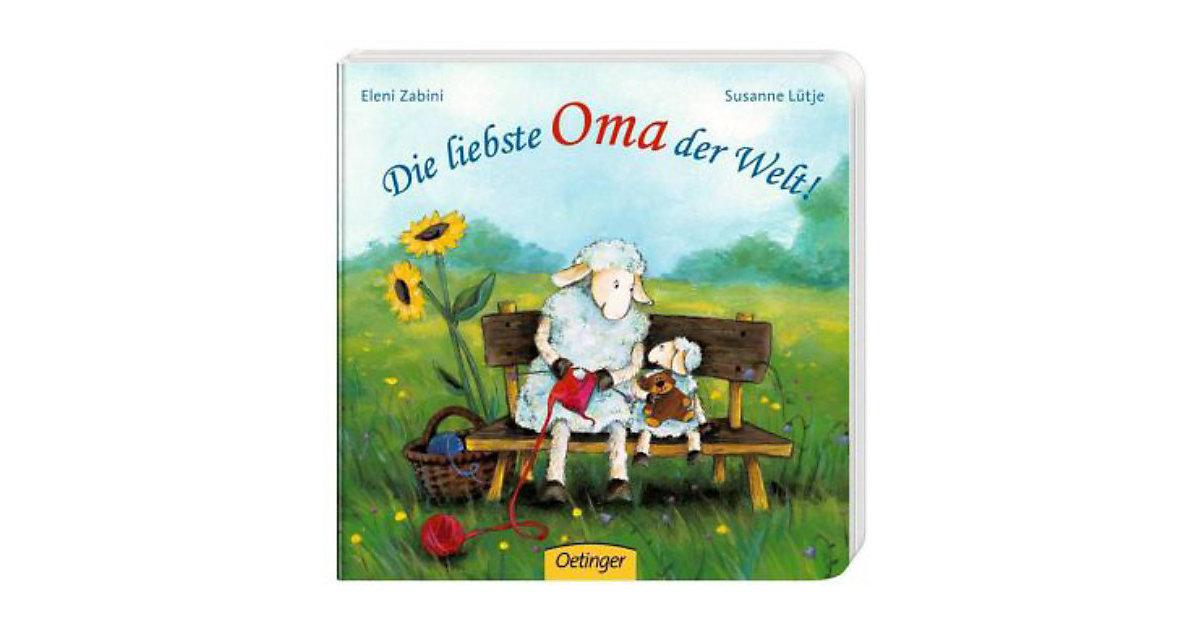 Buch - Die liebste Oma der Welt