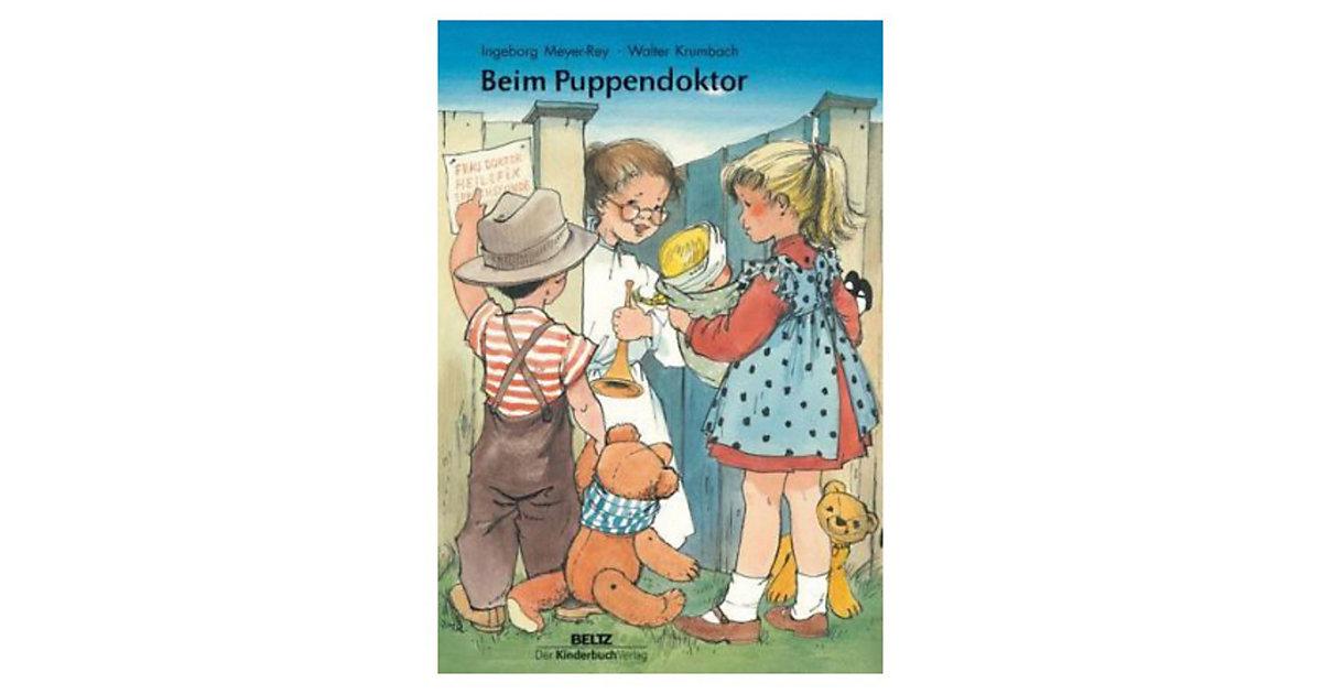 Buch - Beim Puppendoktor