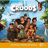 CD Die Croods - Hörspiel zum Kinofilm