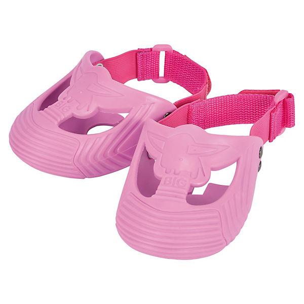big zubeh r schuhschoner gr e 21 28 pink big mytoys. Black Bedroom Furniture Sets. Home Design Ideas