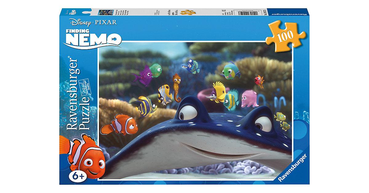 Disney Findet Nemo: Nemo und seine Freunde Puzzle 100 Teile XXL