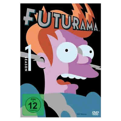 DVD Futurama - Season 1